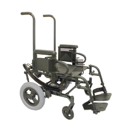 Base basculante per sistemi di postura SR45 Sunrise Medical
