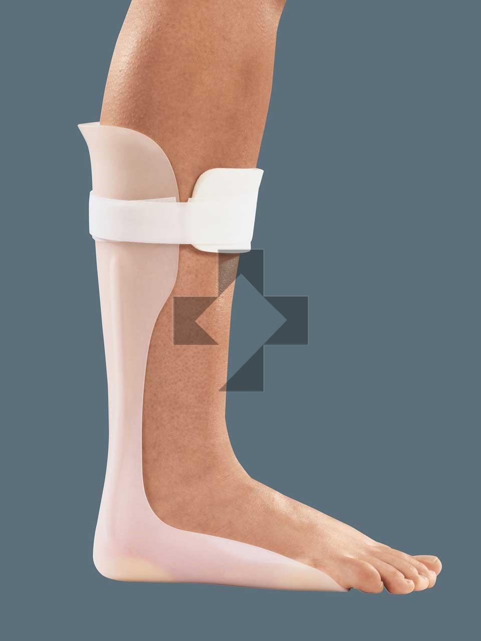 Doccia per gamba e piede sinistro Afo PR4-9062 PR4-9062 SX Ro+Ten