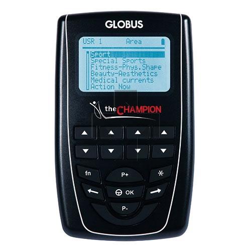 Elettrostimolatore 4 canali The Champion Globus