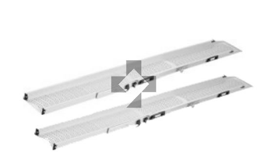 Rampe telescopiche con blocco a clip (coppia) TM TM-XXX Mobilex