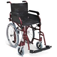 Carrozzina leggera ad autospinta per passaggi stretti Slim Plus - Seduta cm 40 Slim Plus 40 Wimed