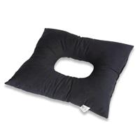 Cuscino antidecubito in fibra cava siliconata con foro KF00 Capelli