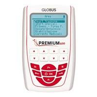 Elettrostimolatore 4 canali Premium 400 G3551 Globus