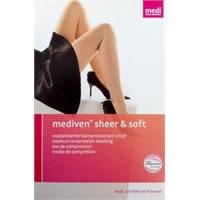 Gambaletto a punta chiusa CCL1 Mediven Sheer&Soft Natural 430