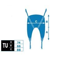 Imbracatura universale in tessuto compatto SURPC-PF-TU Nausicaa Medical