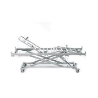Rete elettrica con base a pantografo regolabile in altezza con ruote Alegio Invacare