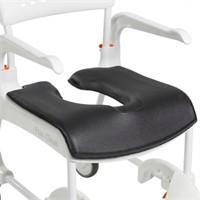 Seduta soft grigia per carrozzina doccia Clean 80209260 Etac
