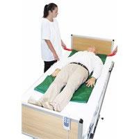 Telo di trasferimento tubolare con maniglie DTR 130x70 cm DTR-130-70-PF Nausicaa Medical