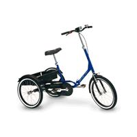 Triciclo da adulto 207 Sport Ormesa