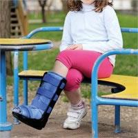 Tutore tibio-tarsica walker fisso pediatrico CVO-750K F.G.P.